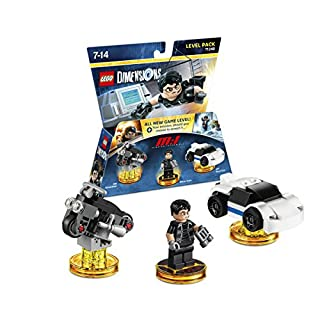 Figurine 'Lego Dimensions' - Mission Impossible - Pack Aventure (B01H1QWWEW) | Amazon Products