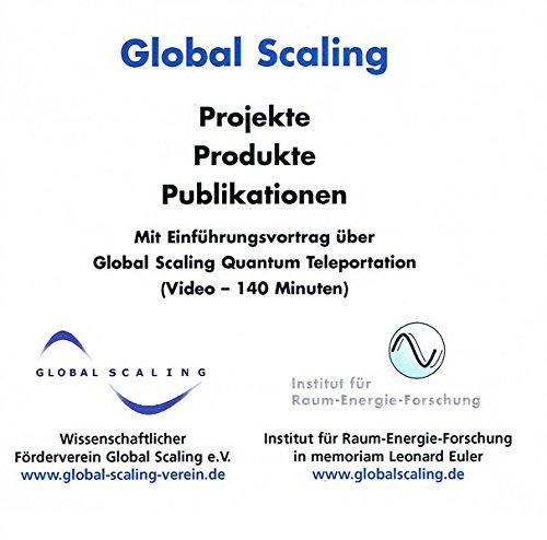 Global Scaling: Projekte - Produkte - Publikationen