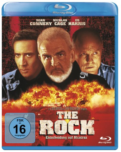 The Rock (Ungeschnittene Fassung) [Blu-ray] (Blu-ray Air)