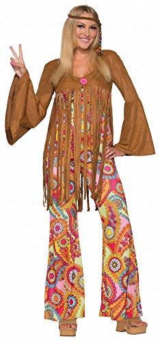 70er Jahre Kostüm - Groovy Sweety , Größe:M/L