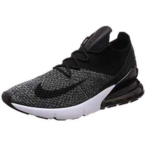 51pHkLLh0ML. SS500  - Nike Men's Air Max 270 Flyknit Gymnastics Shoes