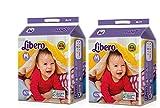 #2: Libero Open Medium Size Diaper (60 Count) - Pack Of 2