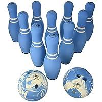 Unbekannt SportFit 650-96 - Soft Bowling Set aus Moosgummi