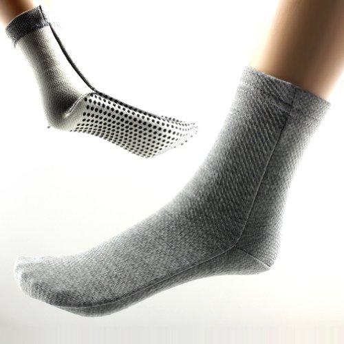 power-ionics-1pair2pcs-fir-self-heat-magnetic-fiber-therapy-arthritis-thick-socks-236-hl024-gi