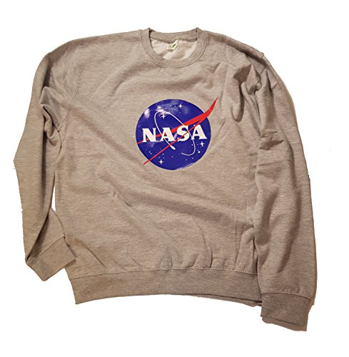 Camiseta con el Logo de «albóndiga» Oficial de la NASA para Hombre,...
