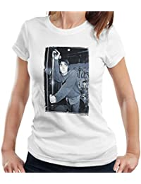 Roger Sargent Official Photography - Oasis Liam Gallagher Live Women's T-Shirt