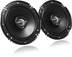 JVC CS-J620X Koaxial Lautsprecher (16 cm, 2-Wege) schwarz