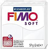 Staedtler Fimoâ soft Pain Pâte à modeler 57 g Blanc