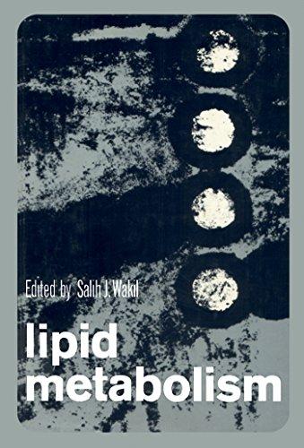 Lipid Metabolism (English Edition)