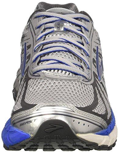 16 De Gris Homme Beast 005 Grey Chaussures Brooks Running pTq88wxO
