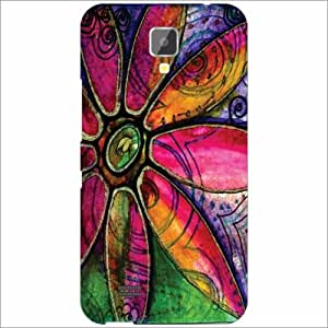 Gionee Pioneer P2S Back Cover - Silicon Colorful Designer Cases