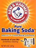 Arm and Hammer Baking Soda - Baking Powder, Baking Soda for Cleaning, Pure Baking Soda