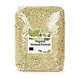 Organic Oatmeal Pinhead 1kg (Buy Whole Foods Online Ltd.)