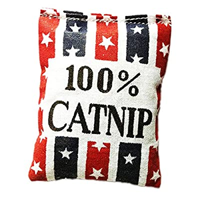 2PCS Cat Toy Kitten Toys With 100% Catnip