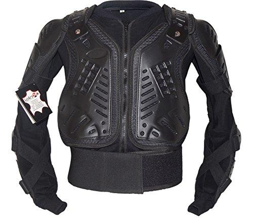 Motorrad Protektoren Jacke Brustpanzer Schutz Schützer Motocross unterziehbar - 2090 (XL)