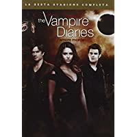 the vampire diaries - season 06 (5 dvd) box set DVD Italian Import by ian somerhalder