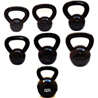 FXR 4 6 8 10 12 16 20kg KETTLEBELLS STRENGTH TRAINING GYM FITNESS KETTLEBELL SET