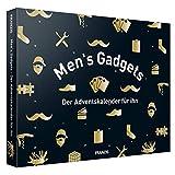 FRANZIS Men's Gadgets: Der Adventskalender für Ihn | 24 Türchen, die den Alltag erleichtern | Jeder Tag eine kleine Überraschung | Ab 14 Jahren