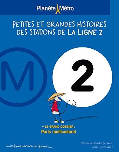 Planete metro ligne 2 - Petites et Grandes Histoires