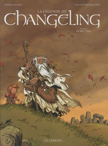 La Légende du Changeling - tome 1 - Légende du Changeling (la) t1 édition spéciale