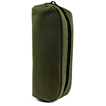 Huntvp Tactical Glasses Case Portable Molle Sunglasses Eyeglass Pouch Holder Army Green 0