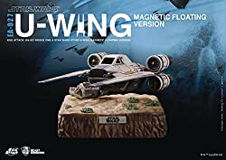 Star Wars Rogue One Egg Attack Floating Model with Light Up Function U-Wing 14 c