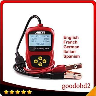 Westsell Handwerkzeug Ancel BST200 BST-200 12 Volt Auto Fahrzeug Boot Motor Batterie Analyzer Tester direkt erkennen schlechte Autobatterie CCA