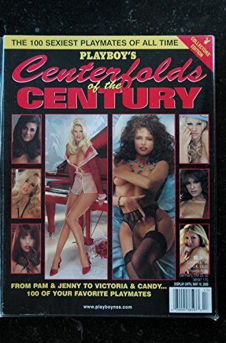 PLAYBOY'S CENTERFOLDS OF THE CENTURY 2000 04 SHAUNA SAND TERRI WELLES PAMELA ANDERSON