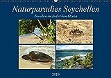 Naturparadies Seychellen - Juwelen im Indischen Ozean (Wandkalender 2019 DIN A2 quer): Einzigartige Natur in traumhafter Umgebung (Monatskalender, 14 Seiten ) (CALVENDO Natur)