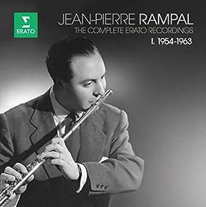Jean-Pierre Rampal : The Complete Erato Recordings, Volume 1 - 1954-1963