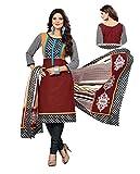 Kesar Sarees Women Cotton Dress Material...