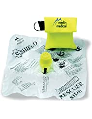 Merlin Medical presents:- E Shield in Keyring Pouch