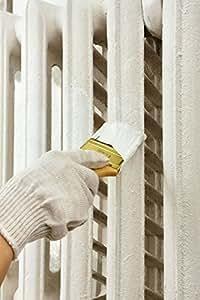 1l heizk rperlack verschiedene farben hitzebest ndig heizk rper streichen heizung lackieren. Black Bedroom Furniture Sets. Home Design Ideas