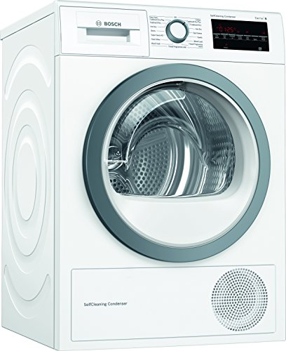 Bosch WTW85451GB Freestanding A++ Rated Condenser Tumble Dryer - White