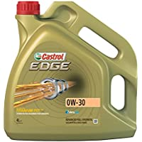 Castrol 1533EB EDGE Engine Oil 0W-30, 4L - Gold - ukpricecomparsion.eu