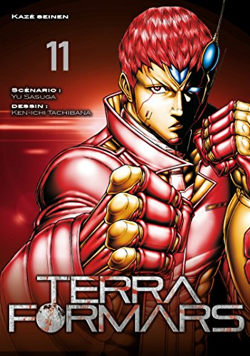 Terra Formars Edition simple Tome 11