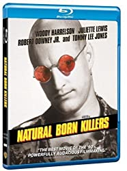 Natural Born Killers [Blu-ray] [1994] [Region Free]