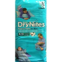 HUGGIES Pannolini Niños Drynite Boy 8-15 Años 9 ...