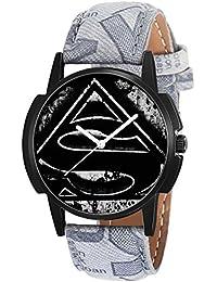 Eraa Super Grey Analog Wrist Watch For Men