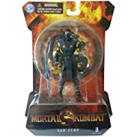 "Mortal Kombat MK9 Series: Sub-Zero 3.9"" Action Figure"