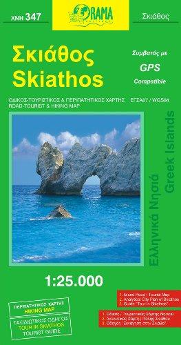 Skiathos 347 orama por Orama Editions