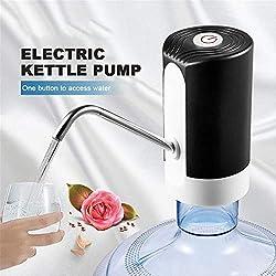 gaeruite Pompe à Eau Potable, commutateur de Distributeur de Pompe à Eau électrique USB Automatique Automatique USB