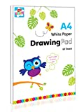 Anker SCVU/6 Kids Create Bloc à dessin A4 avec 60 feuilles