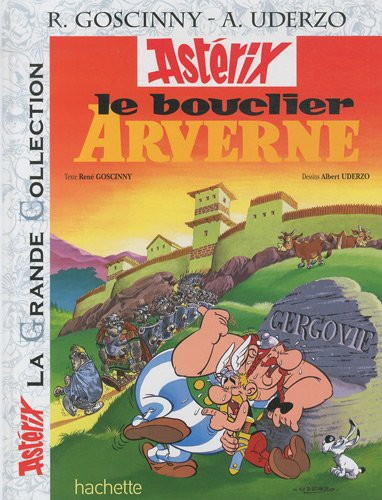 Asterix, la grande collection/Le bouclier arverne