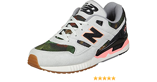 new balance - chaussures w530 - gris