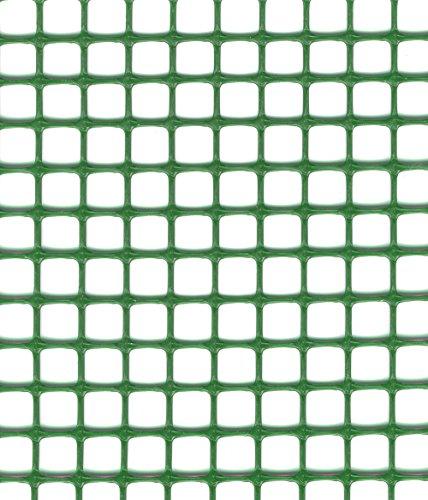 TENAX Quadra 10, Rete Protettiva In Plastica Resistente, Dimensioni 0,5x5mt