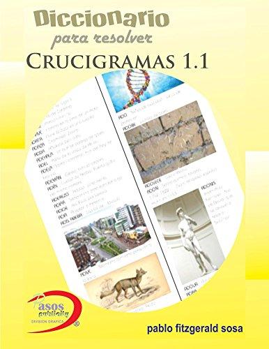 Diccionario para resolver crucigramas 1.1 PDF Kindle - JamisonRylan 22c1554d55d
