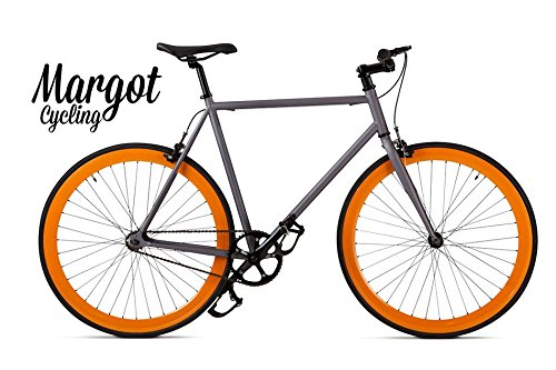 MARGOT Lampo 54 - Bici Scatto Fisso, Fixed Bike, Bici single speed, Bici fixie