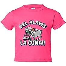 Camiseta niño del Alavés desde la cuna fútbol