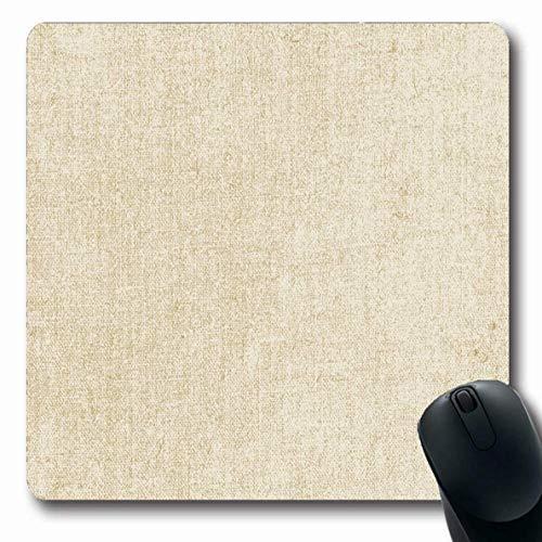 Luancrop Mauspads Altes graues Segeltuch-Malerei-Blatt-abstraktes leeres schmutziges Entwurfs-Leere rutschfeste Spiel-Mausunterlage Gummilangmatte